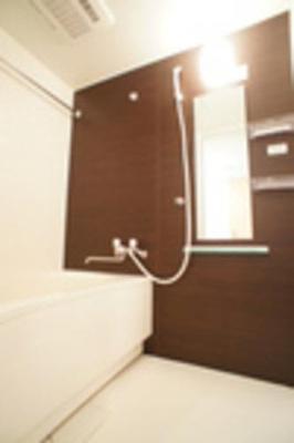 【浴室】リブリつきみ野