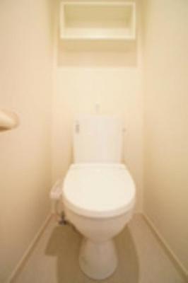 【トイレ】リブリつきみ野