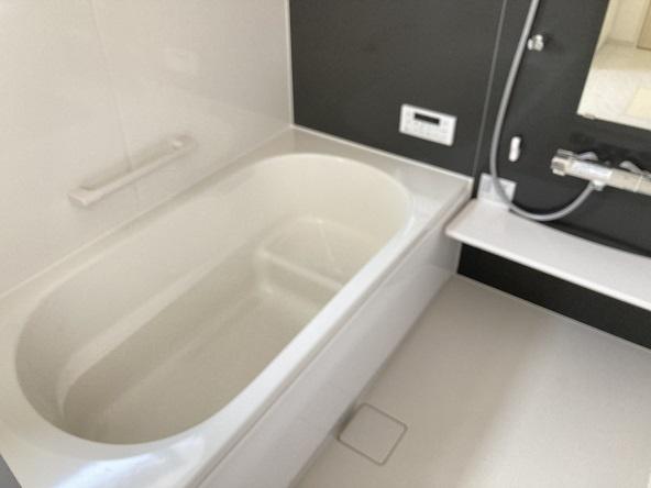 【浴室】日立市水木町新築4期 1号棟