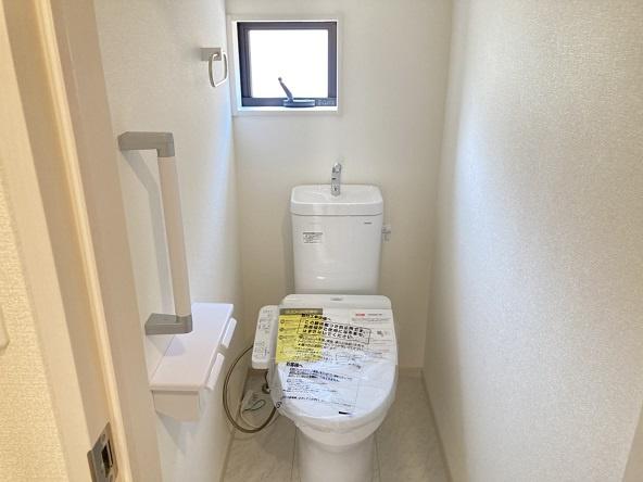 【トイレ】日立市水木町新築4期 1号棟