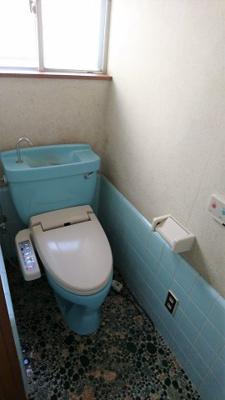 【トイレ】安浦町3丁目関野貸家