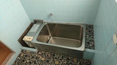 【浴室】安浦町3丁目関野貸家