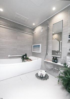 【浴室】アトラス倉敷ル・サンク