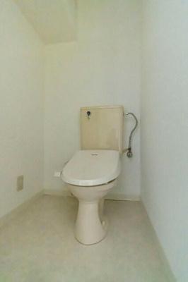 【トイレ】Zion Court 上池台