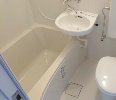 【浴室】セントラルパレス
