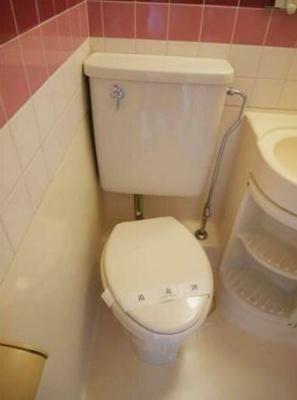 【トイレ】トップ明大前第三