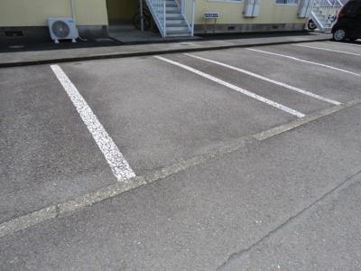 【駐車場】ベリエタージ