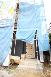 【外観】坂戸市三光町 新築分譲 東武東上線『坂戸駅』徒歩8分 【坂戸小学区】