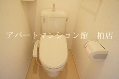【トイレ】アンカンシェルヒルズⅡ