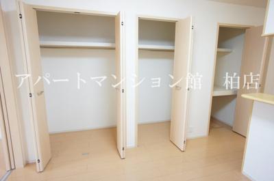 【収納】アンカンシェルヒルズⅡ