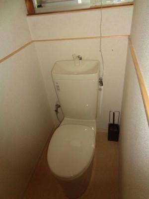 【トイレ】住道矢田1テラスハウス