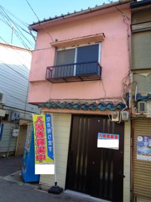 【外観】住道矢田1テラスハウス