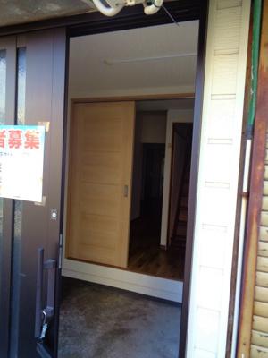 【玄関】住道矢田1テラスハウス