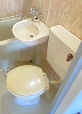 【トイレ】グランドステータス西糀谷