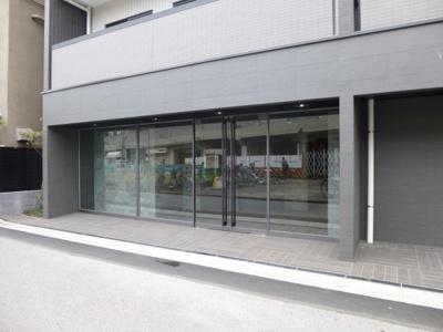 【エントランス】メイクスデザイン東向島