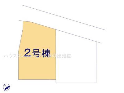 【前面道路含む現地写真】名古屋市緑区桶狭間神明2333-2【仲介手数料無料】新築一戸建て