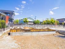 名古屋市緑区桶狭間西116-2【仲介手数料無料】新築一戸建ての画像