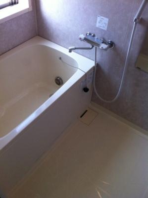 【浴室】カーサブリリア