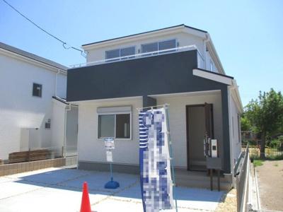 【外観】神戸市西区白水1丁目 新築戸建