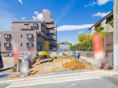 【外観】名古屋市緑区姥子山2丁目1208【仲介手数料無料】新築一戸建て