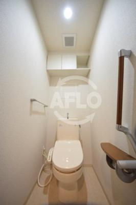 オーデブ・ルージュ トイレ