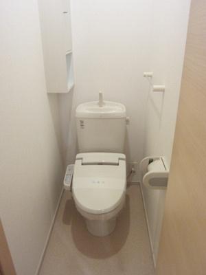 【トイレ】ユーチャリスII(ゆーちゃりす に)