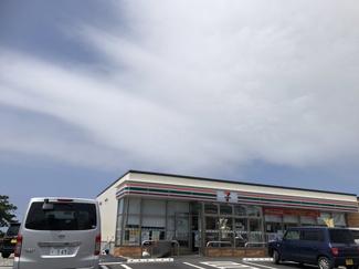 セブンイレブン波平店7分