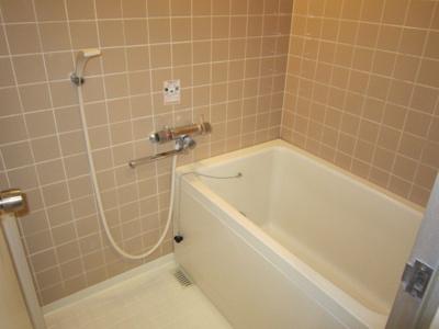 【浴室】ヴィルヌーブ南越谷
