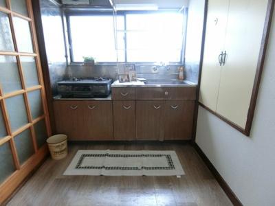 【キッチン】サンコーポハヤカワ