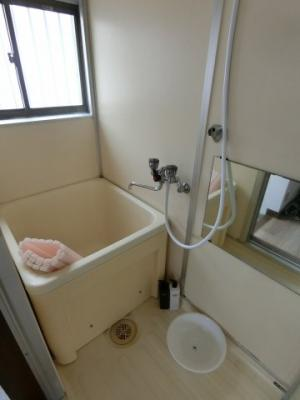 【浴室】サンコーポハヤカワ