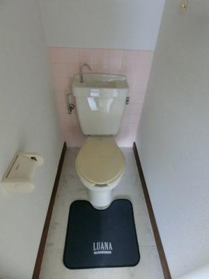 【トイレ】サンコーポハヤカワ