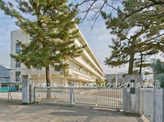 東久留米市立大門中学校(約492m)