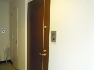 【玄関】ピアチェヴォーレ