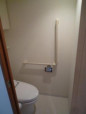 【トイレ】日神デュオステージ浅草松が谷