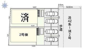 【区画図】丸ケ崎第13