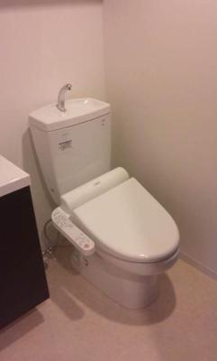 【トイレ】ガリシア新御徒町