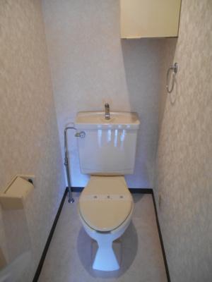 【トイレ】アドバンス白楽