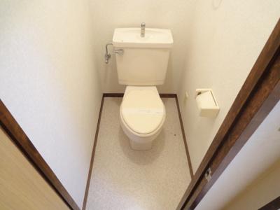 【トイレ】コーポラス司