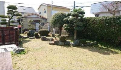 【庭】西区雄踏町宇布見 中古住宅 KA