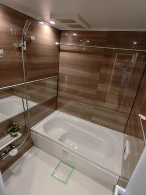 【浴室】上北沢ハイネスコーポ