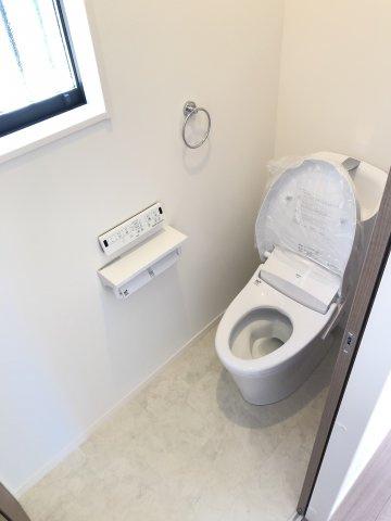 【トイレ】酒門町新築一戸建て(リッツタウン酒門I-10号棟)