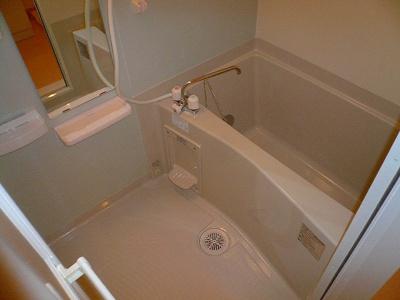 【浴室】モンリヴィエール