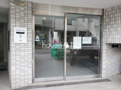 【エントランス】エスリード上甲子園(甲子園駅)