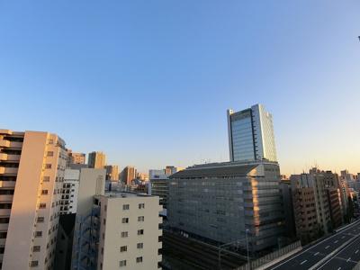 【展望】目黒ハイホーム