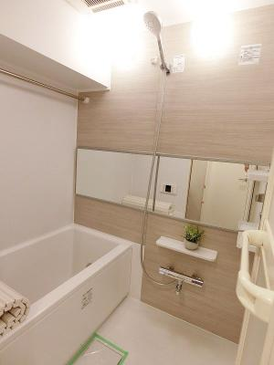 【浴室】目黒ハイホーム