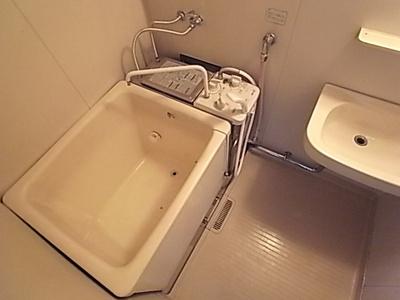 【浴室】コスモハイツ六甲