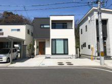 【外観】鳥取市浜坂6丁目中古戸建て