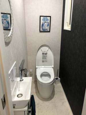 【トイレ】鳥取市浜坂6丁目中古戸建て