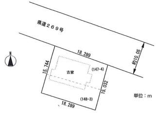 敷地面積281.01㎡(85坪)