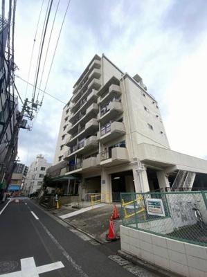 【外観】中銀南長崎マンシオン